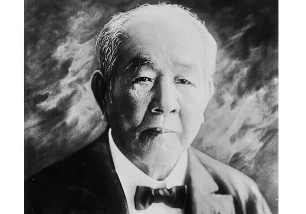 日本の資本主義の父である渋沢栄一