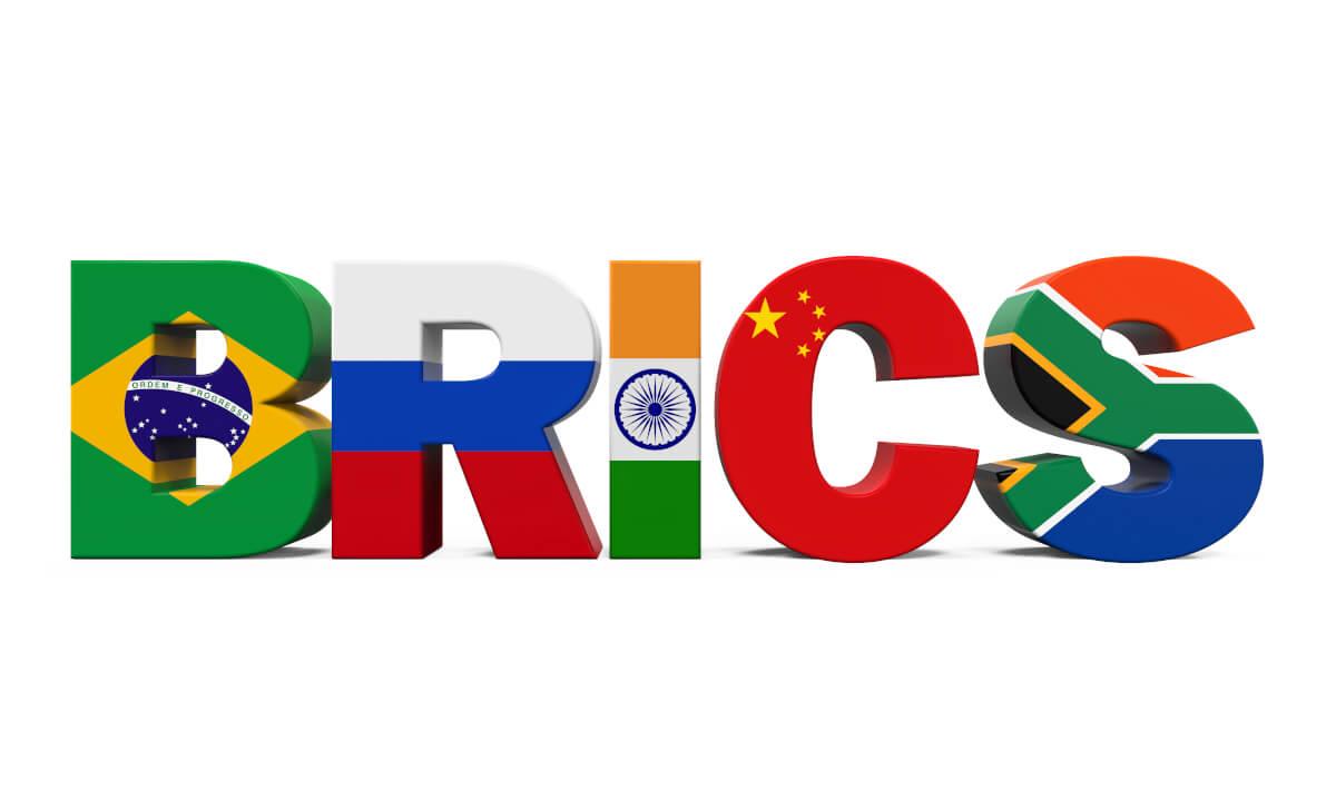 BRICsが中心となる
