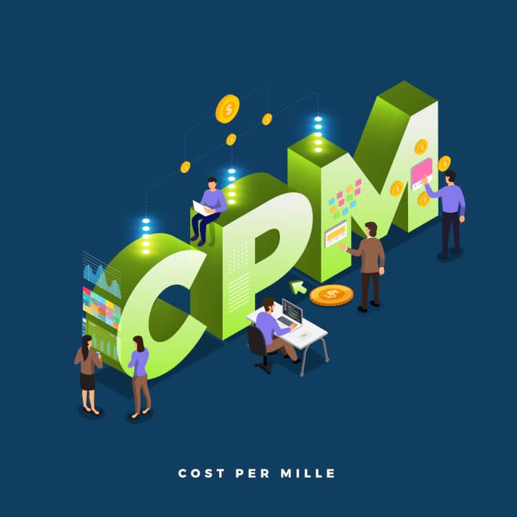 CPMで成果の最大化を図る