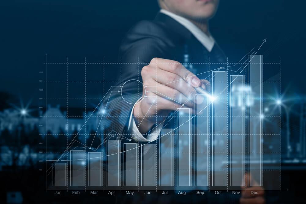 新製品の投入で営業利益が上がった