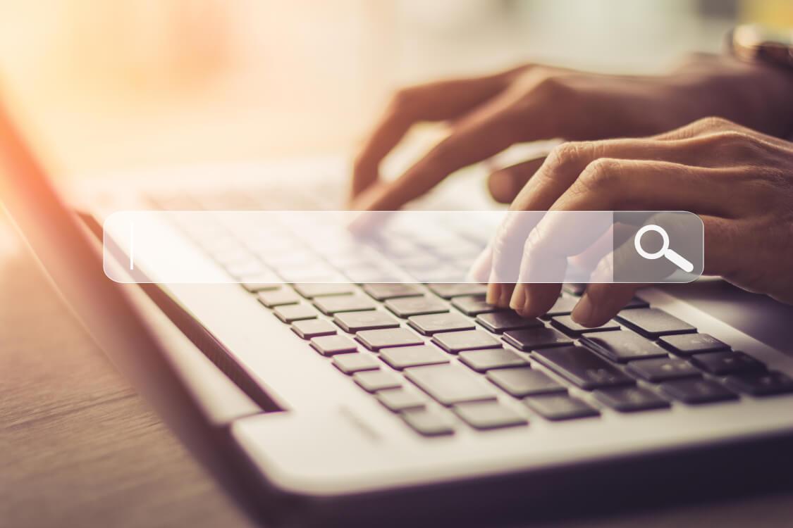 検索エンジンとは情報を探す為のシステム