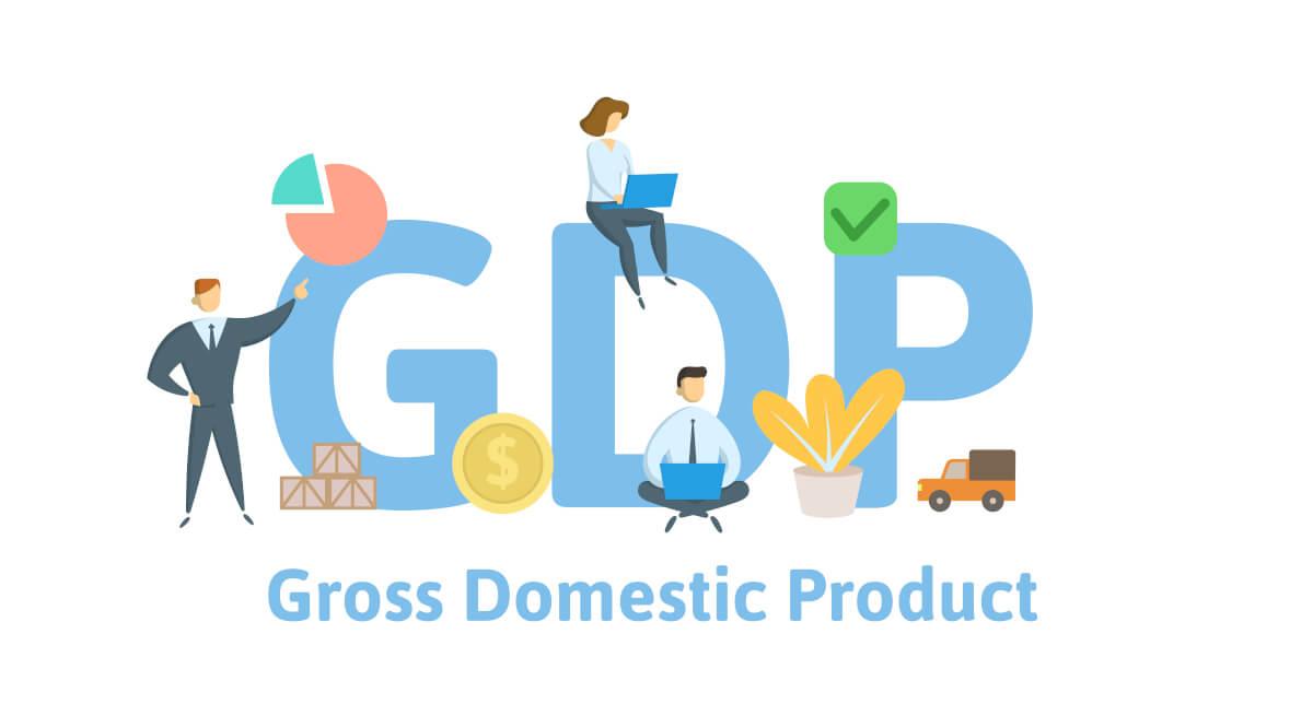 三面等価の原則が適用されるGDP