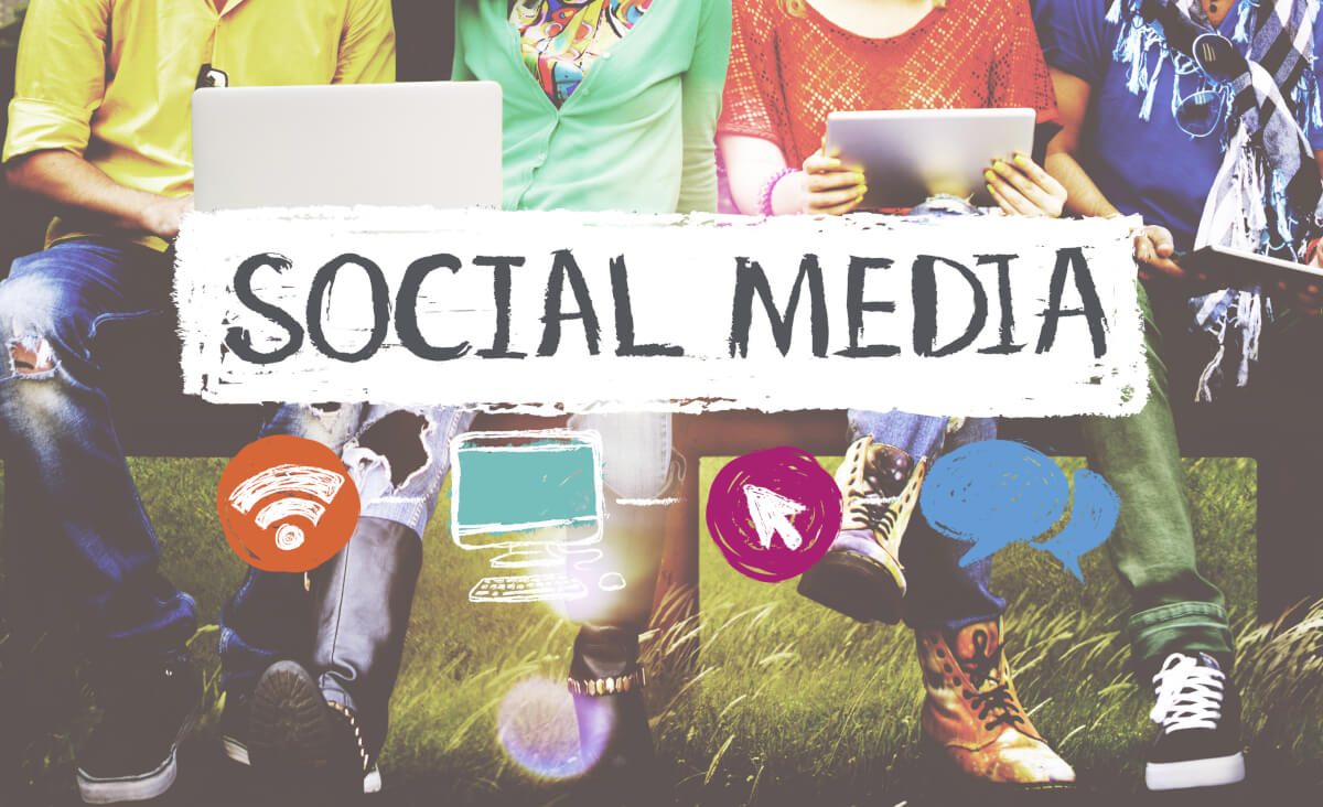 ソーシャルメディアを活用する