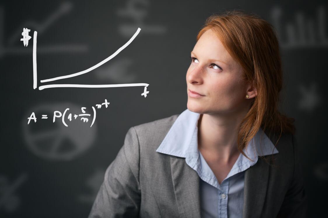 72の法則という複利計算を知るべきだ