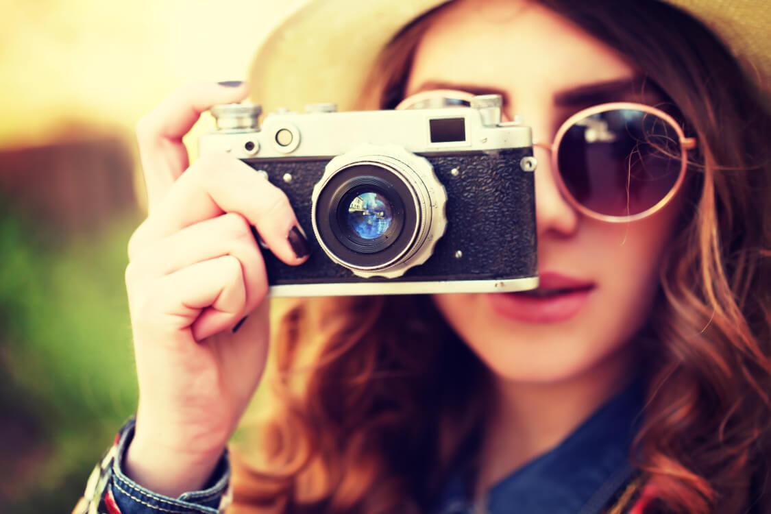 Instagramは写真共有アプリ