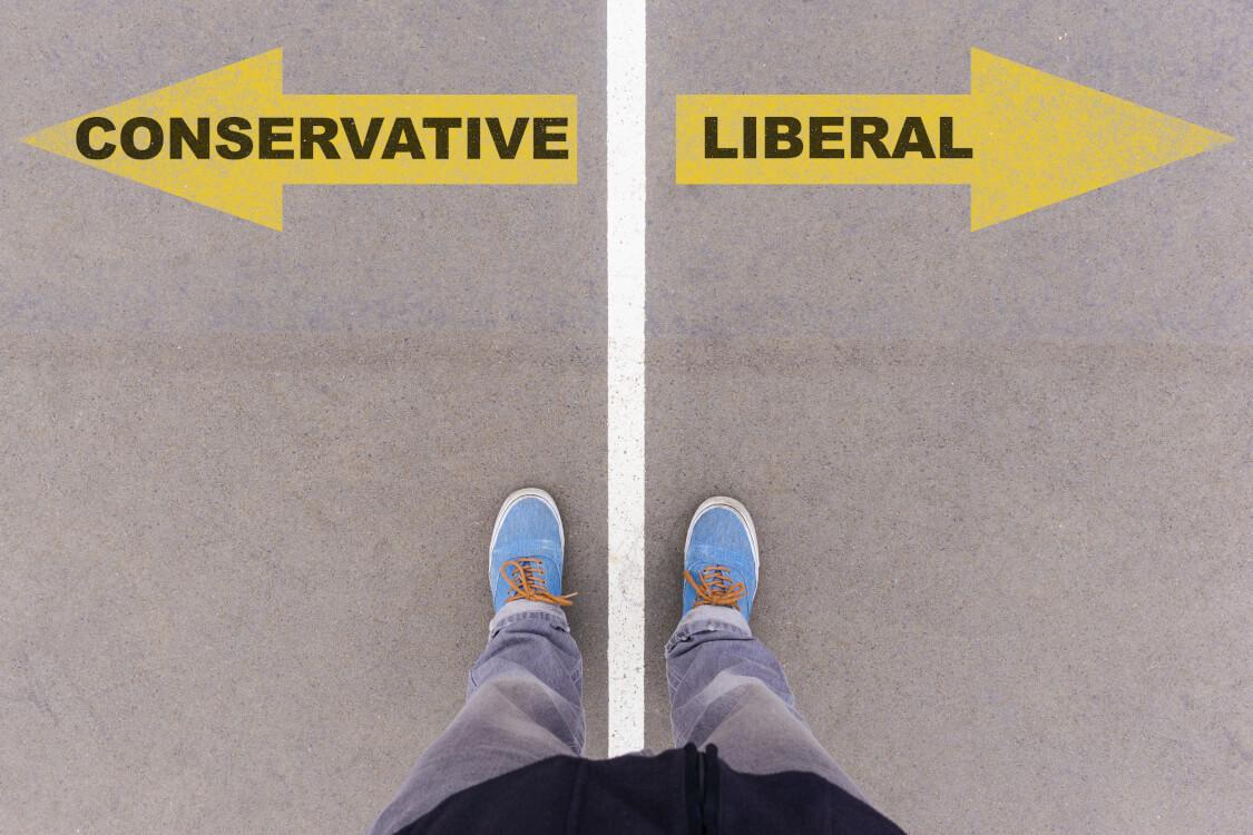 リベラルの考えを理解する