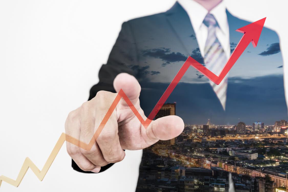 新春相場で株価が上がる