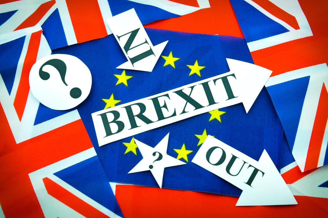 Brexitを論争するイギリス