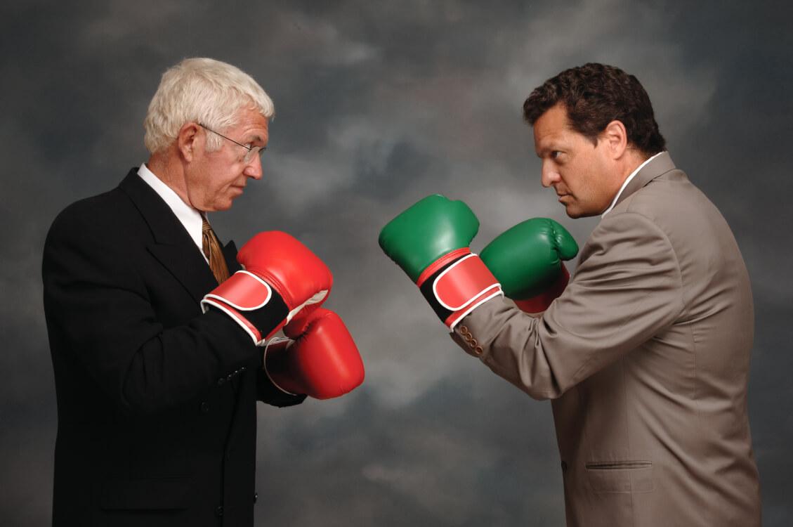 グリーンメールは投資家と企業の戦い