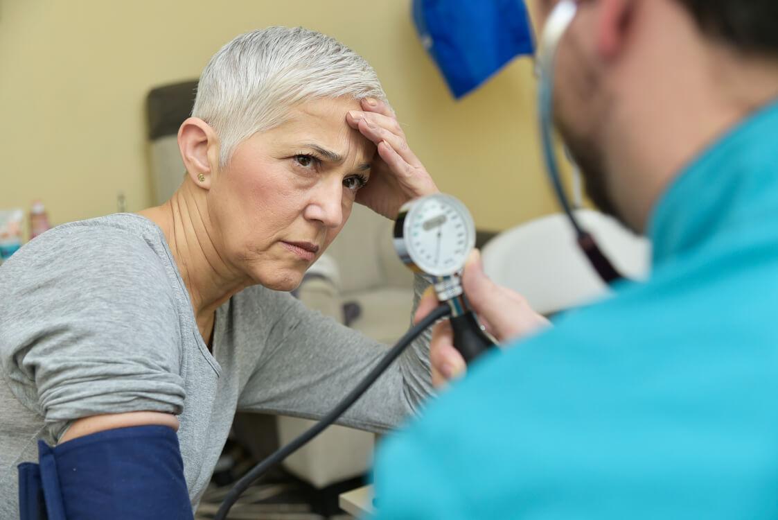 高血圧は大病の元
