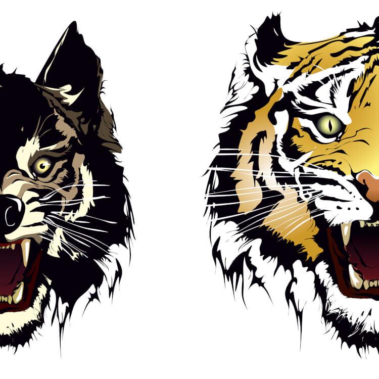 前門の虎後門の狼に恐怖を感じる