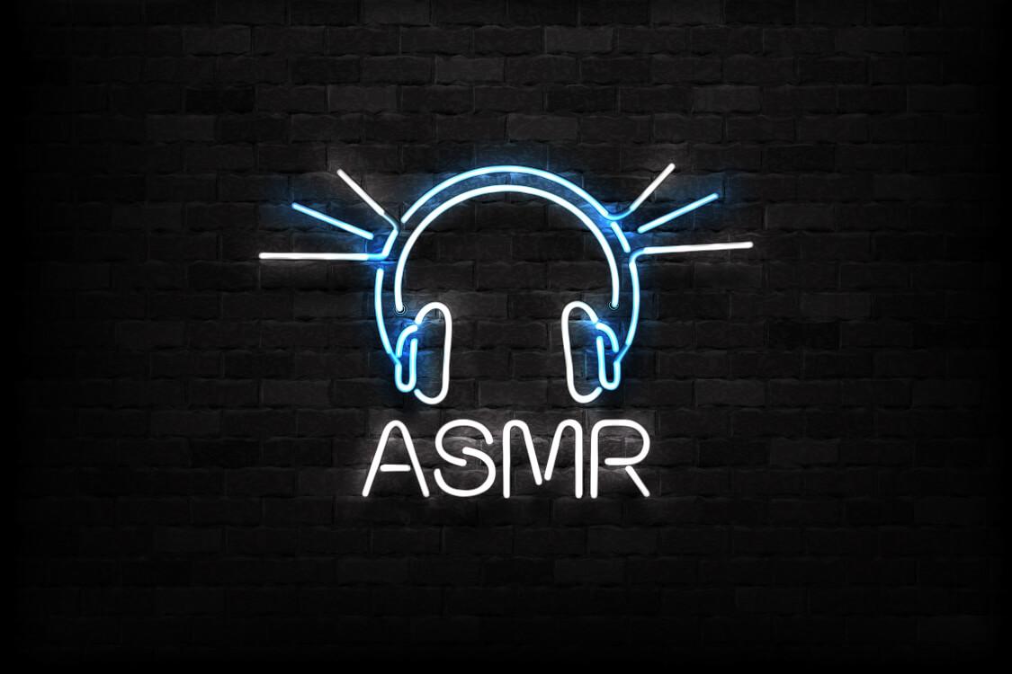 ASMRを楽しむ