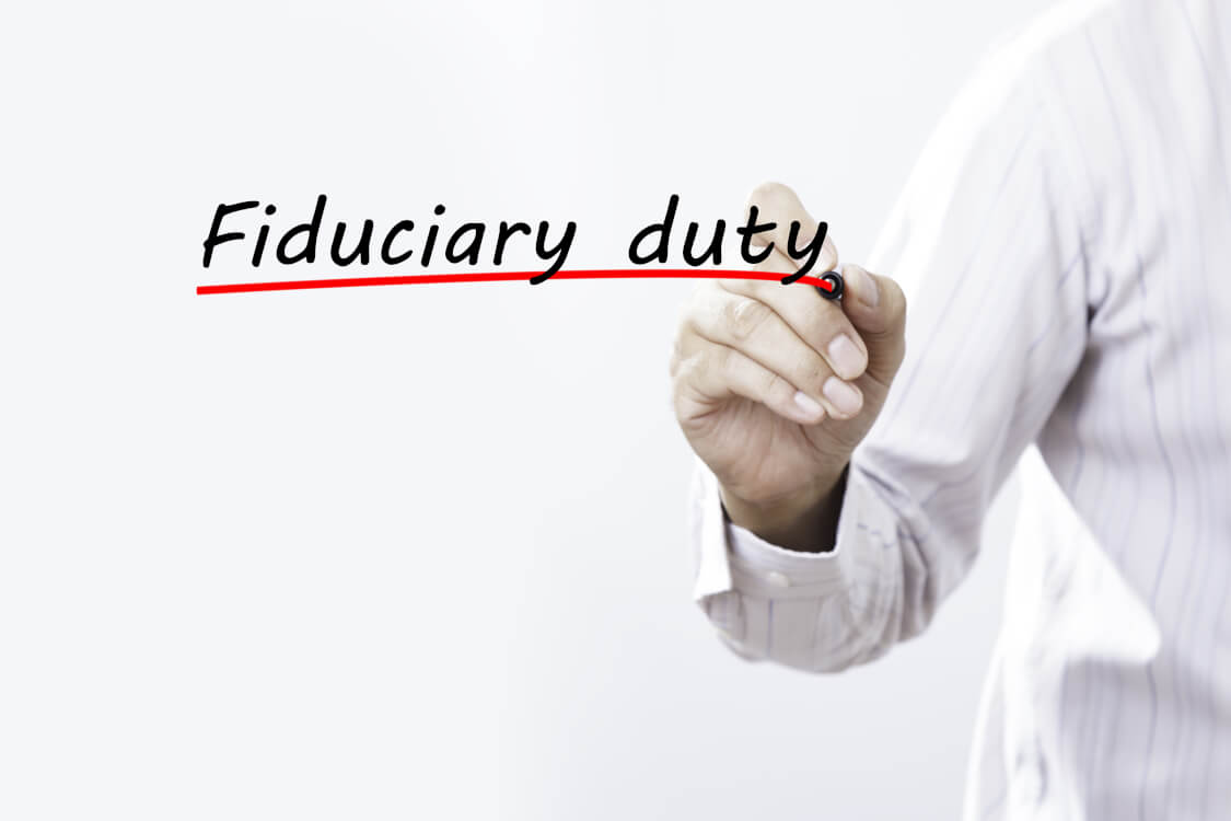 フィデューシャリー・デューティーは金融機関には必須