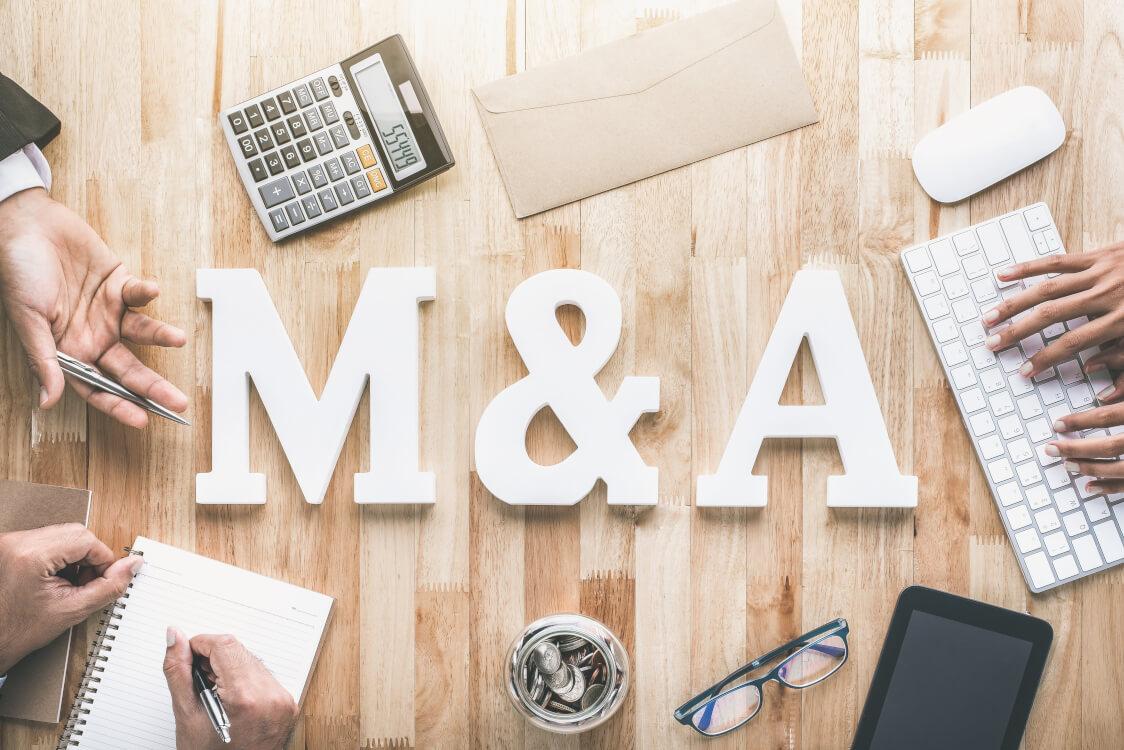 M&Aで事業を加速させる