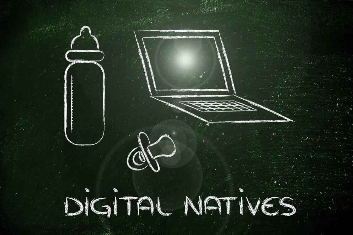 デジタルネイティブの台頭