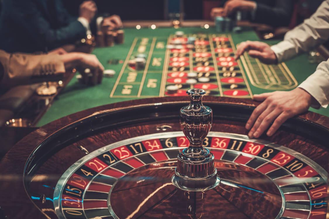マーチンゲールの法則でカジノで勝負
