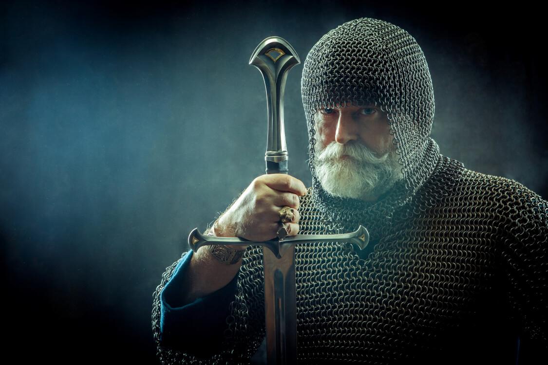 位の高い騎士を卿と呼ぶ