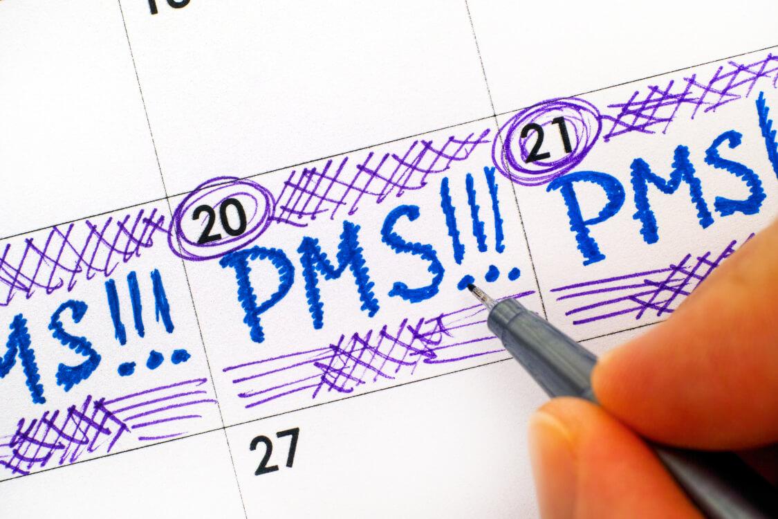 PMSが近づくと不安になる