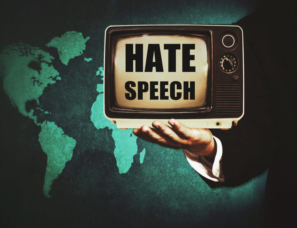 ヘイトスピーチを撲滅する