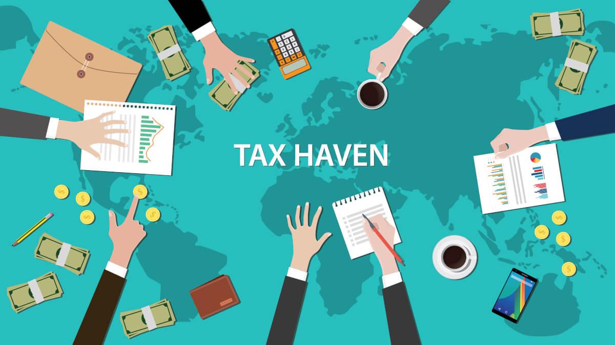 タックスヘイブンを使って節税する