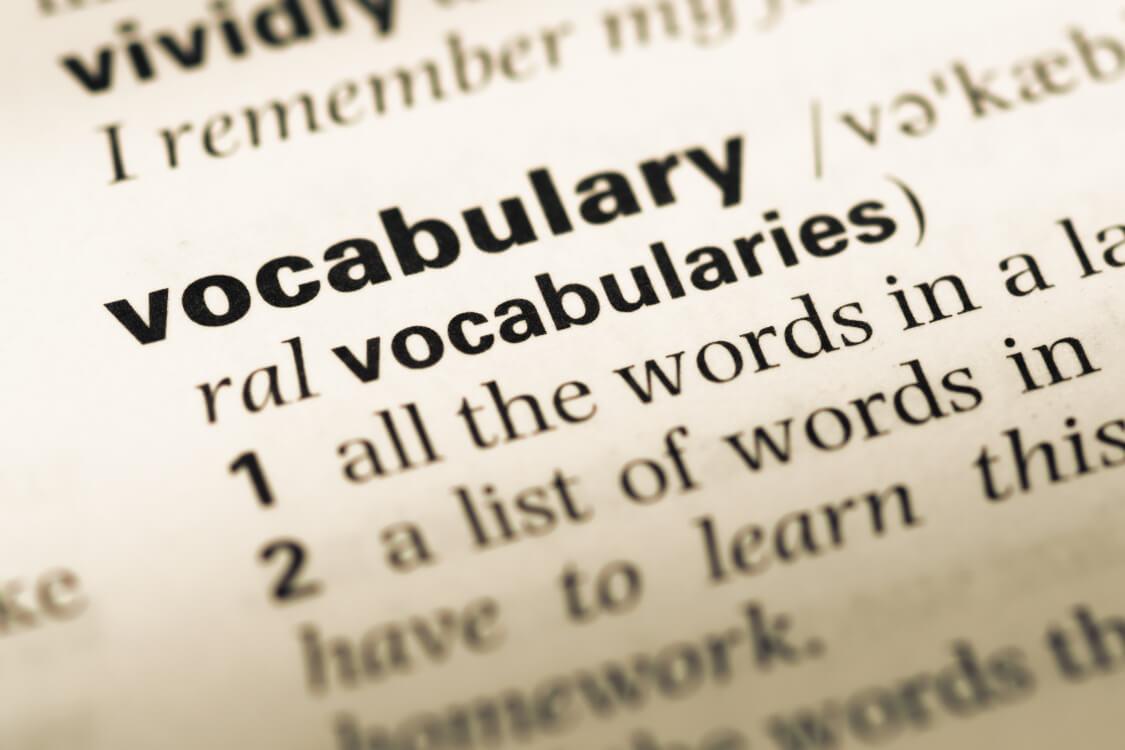 語彙力を高める為に読書する