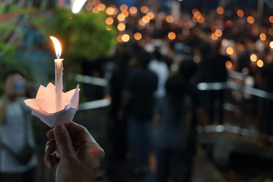 冠婚葬祭で霊を祭る