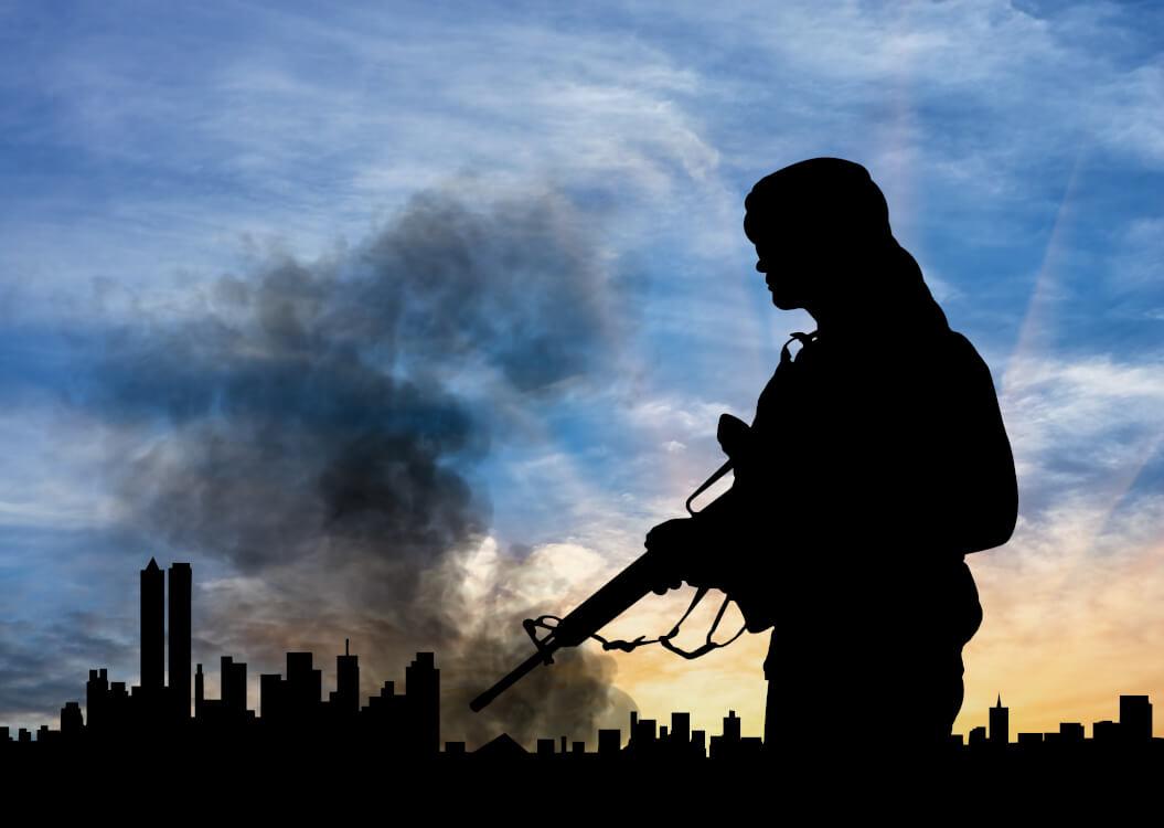テロリズムを撲滅する