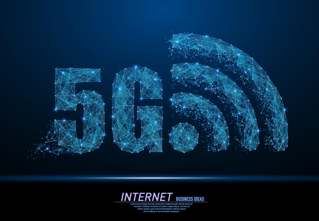 5Gとは第5世代移動通信システムの略です。