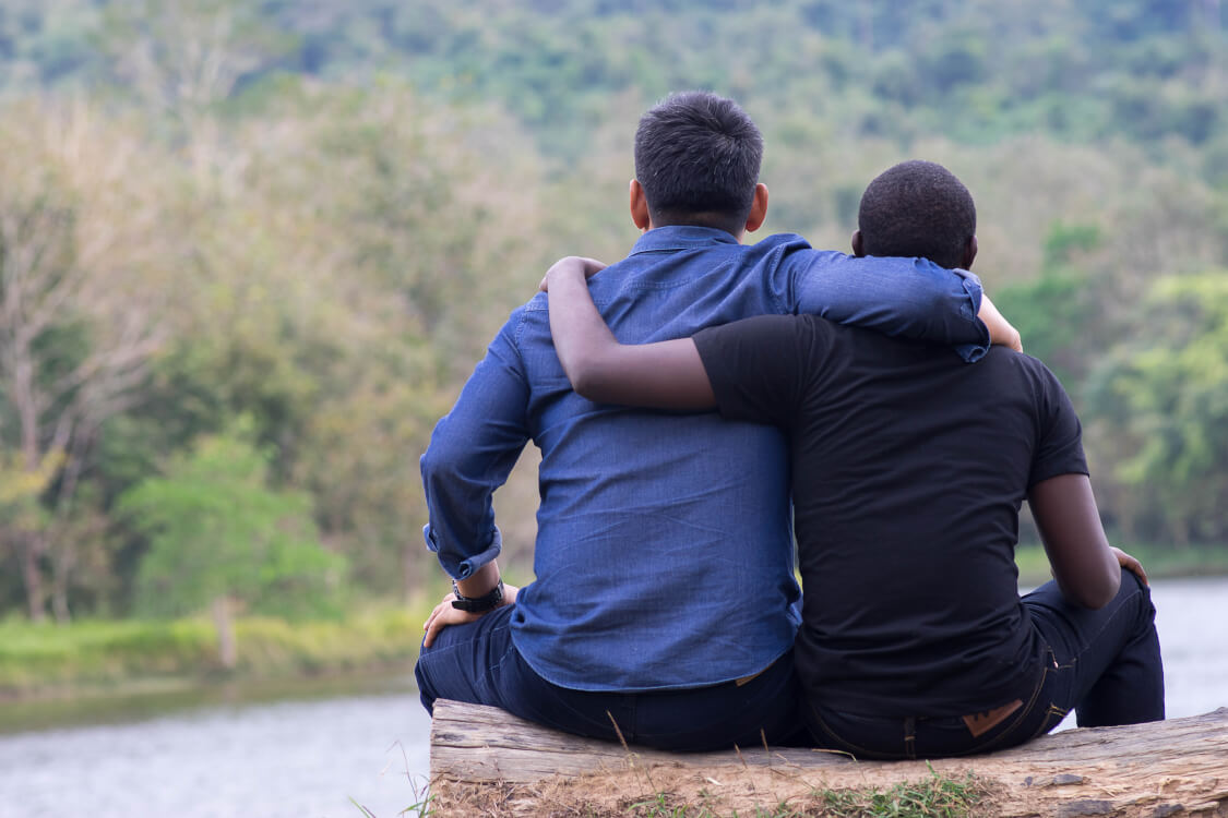 刎頸の交わりとは、お互い首をはねられても構わないほどの仲という関係を意味する言葉です。