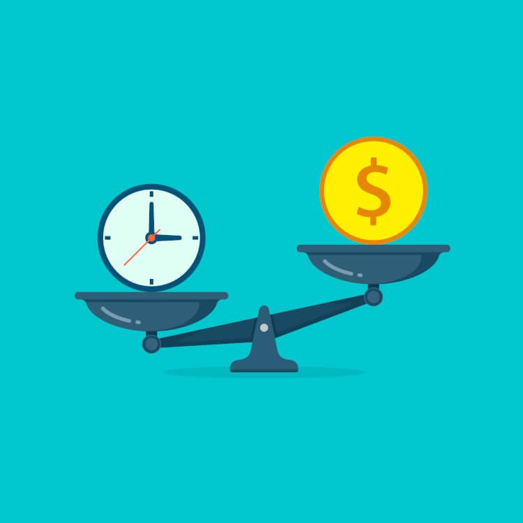 スケールメリットとは企業をスケールアップすることで得られるメリットという意味になります。
