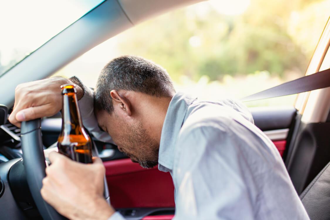 飲酒運転を犯してしまった