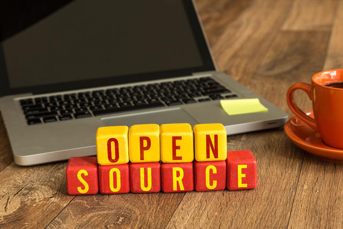 オープンソースのイメージ