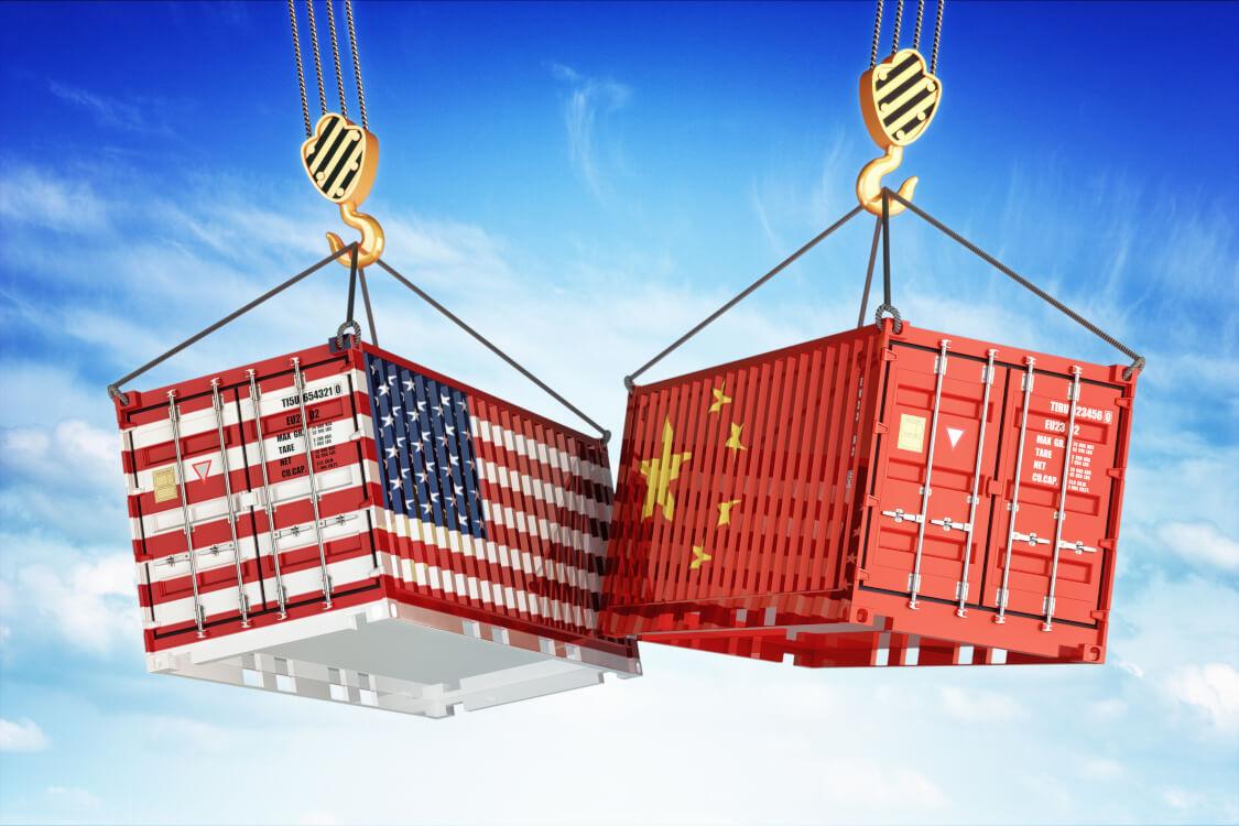 アメリカと中国の貿易戦争が激化