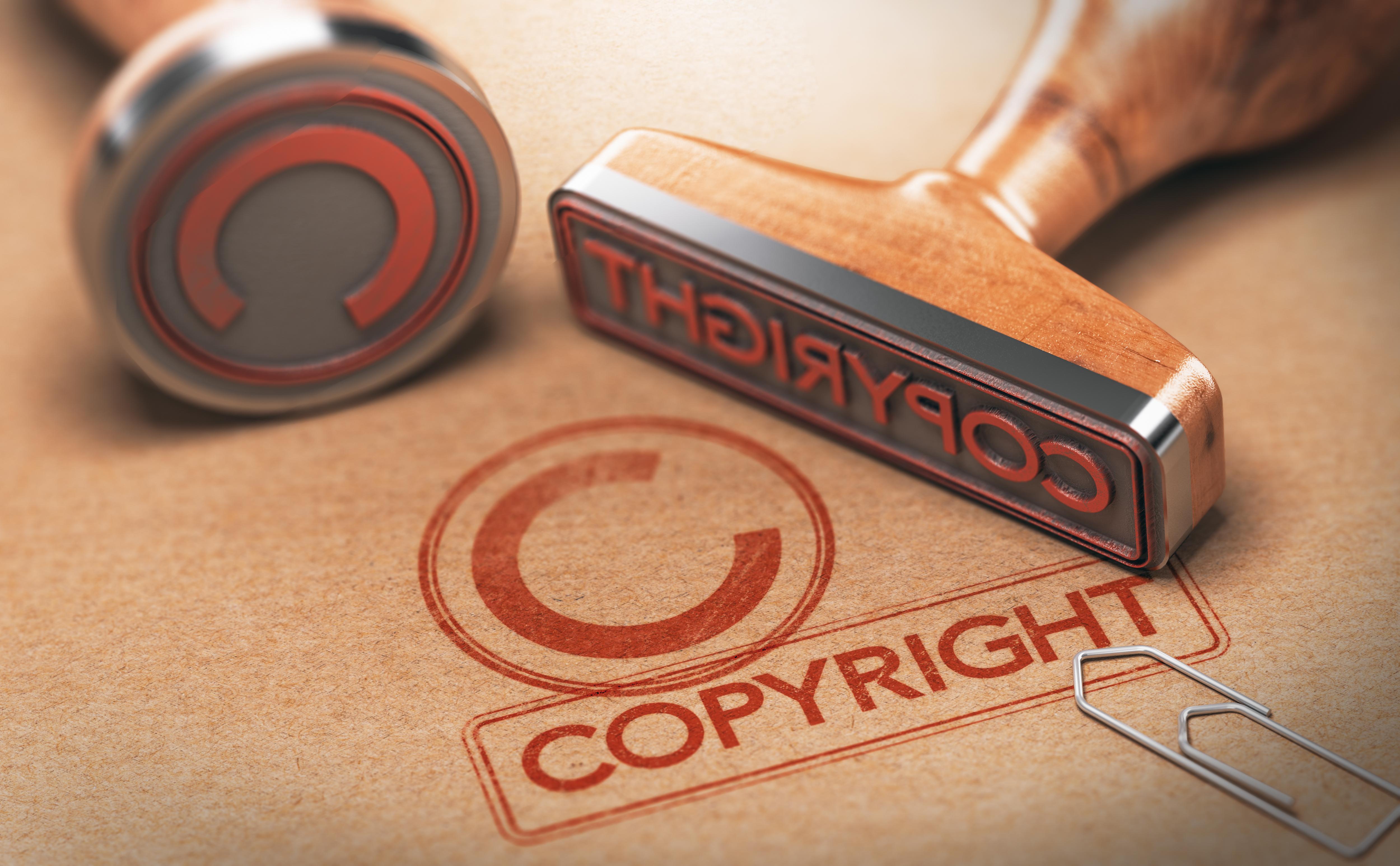 著作権とは著作物のひとに与えられる権利