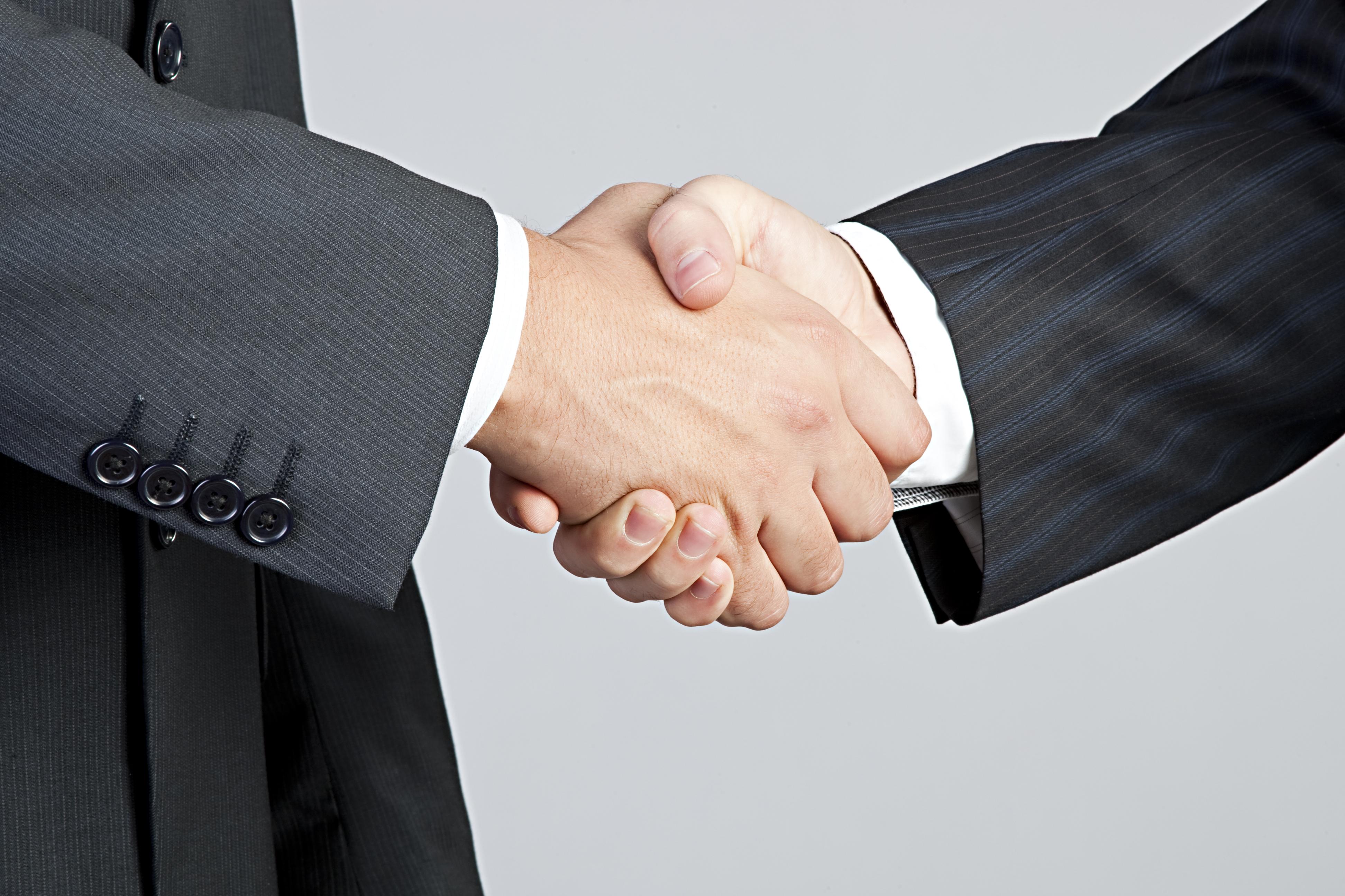 紳士協定を結ぶ