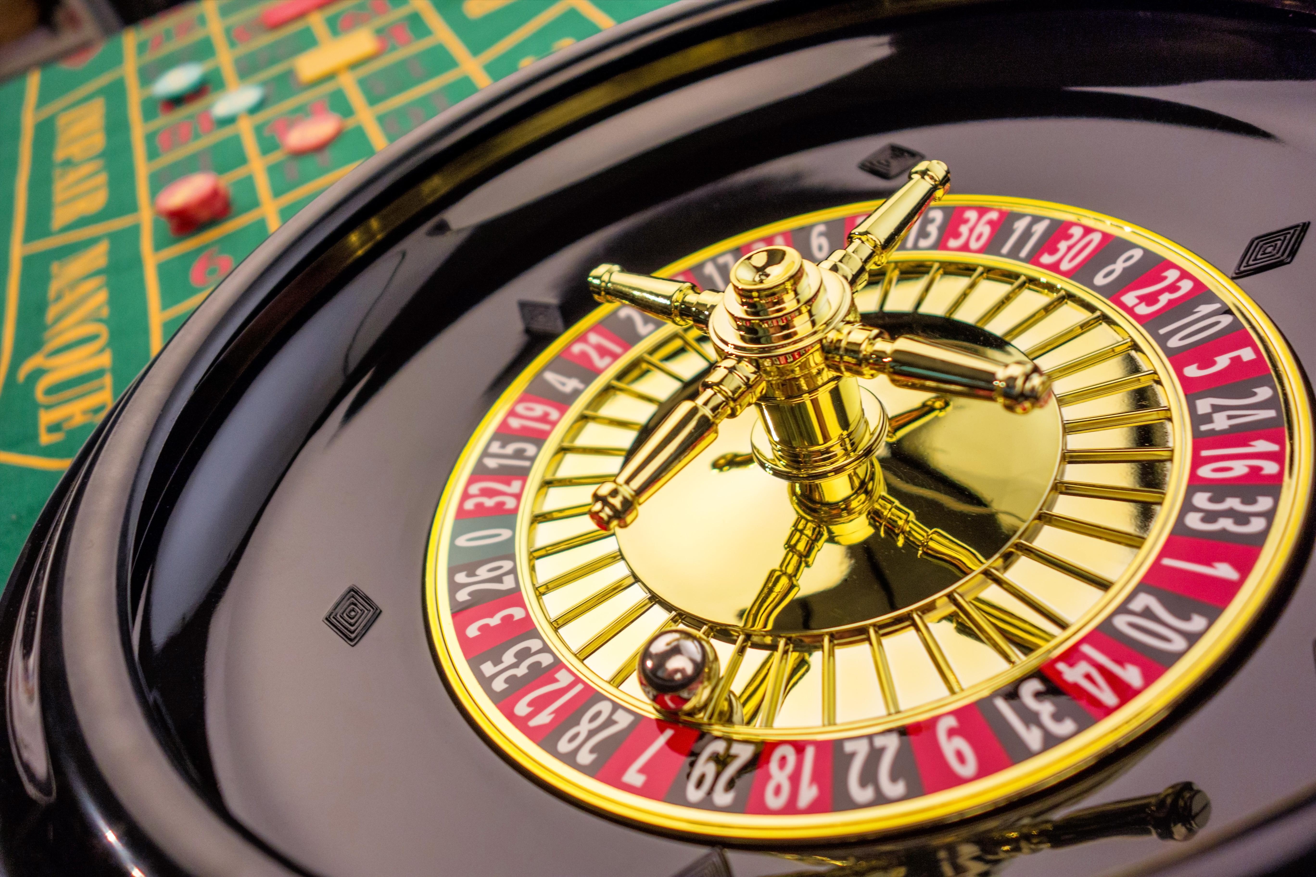 ギャンブルは出たとこ勝負だ