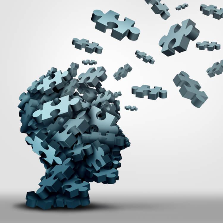 前頭葉型認知症で壊れていく脳