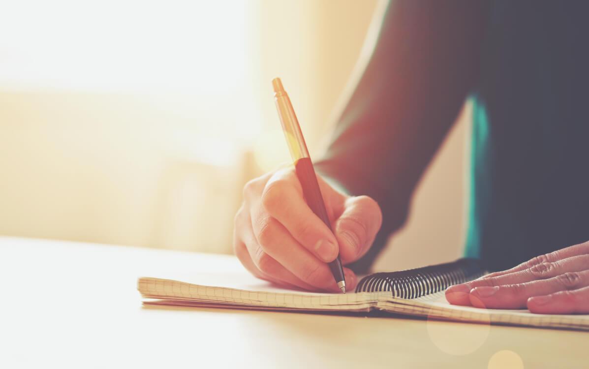 チラ裏に書くような内容をノートに書く人