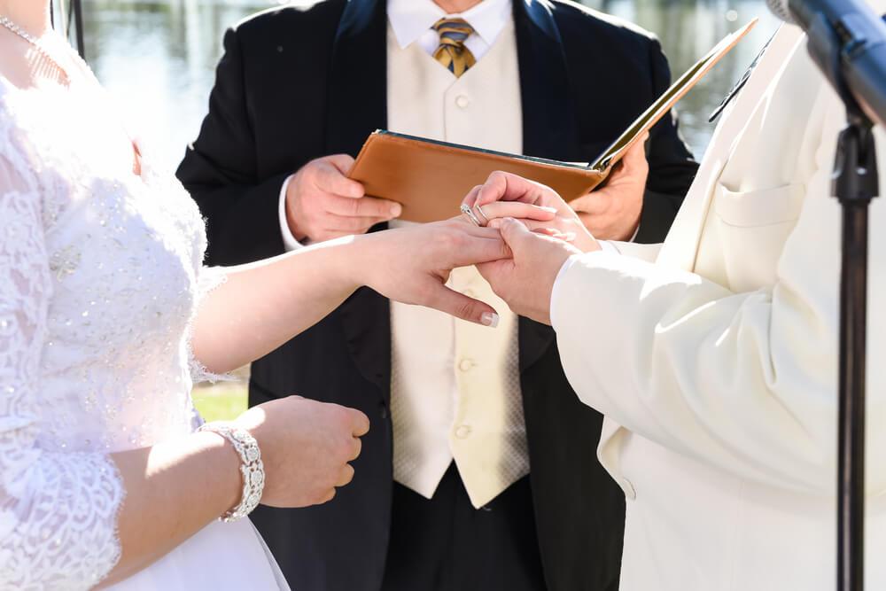 結婚の媒酌人