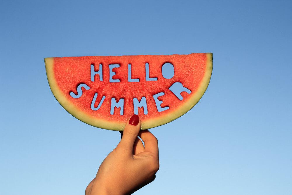 九夏は6月から9月の夏のこと