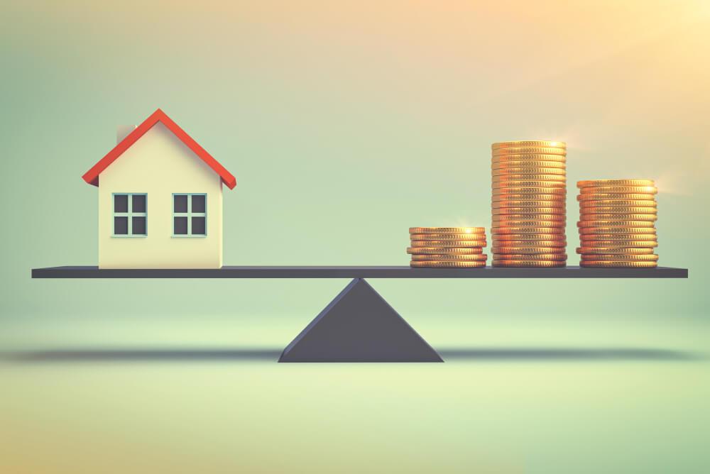 ケース・シラー住宅価格指数で投資判断をする