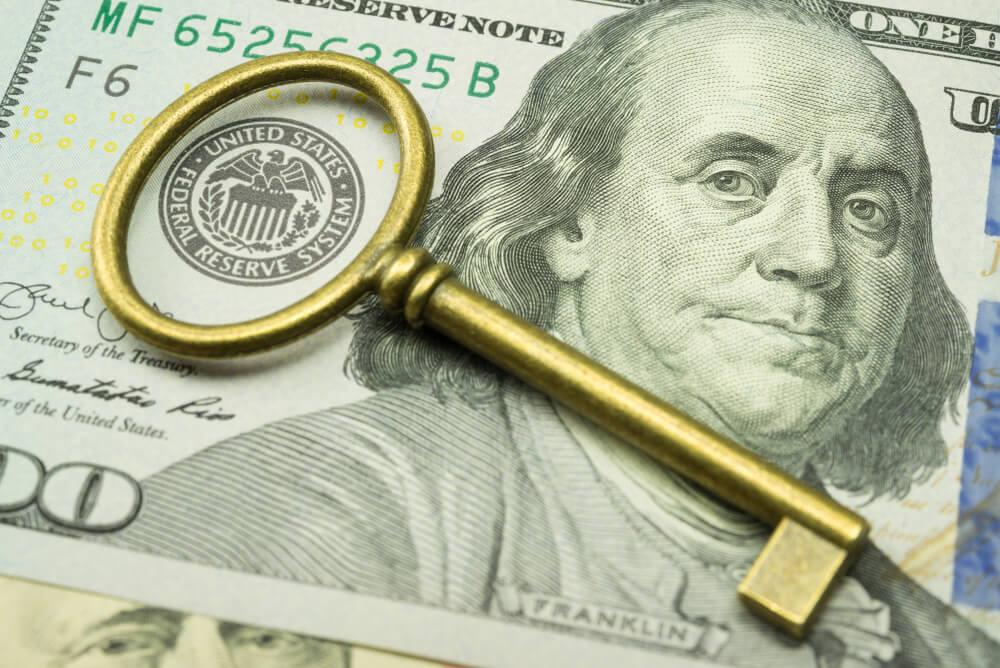 基軸通貨はアメリカ米ドルである