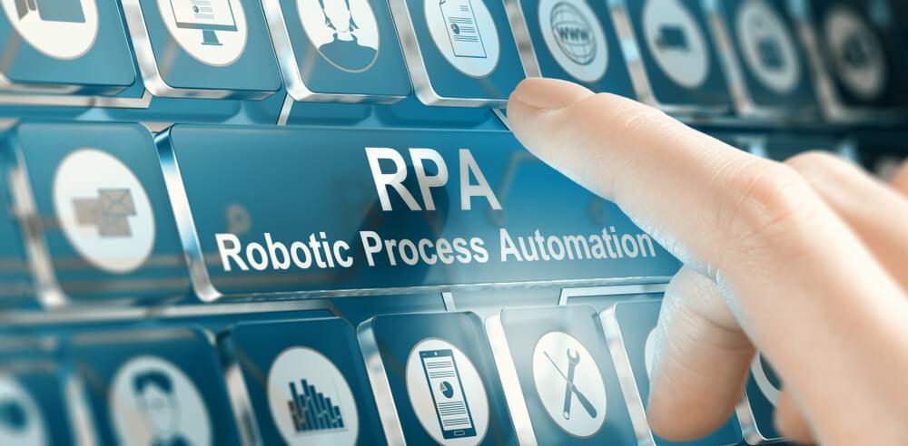 作業をRPAに任せる