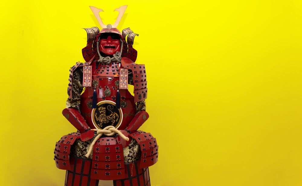 今川義元の鎧イメージ