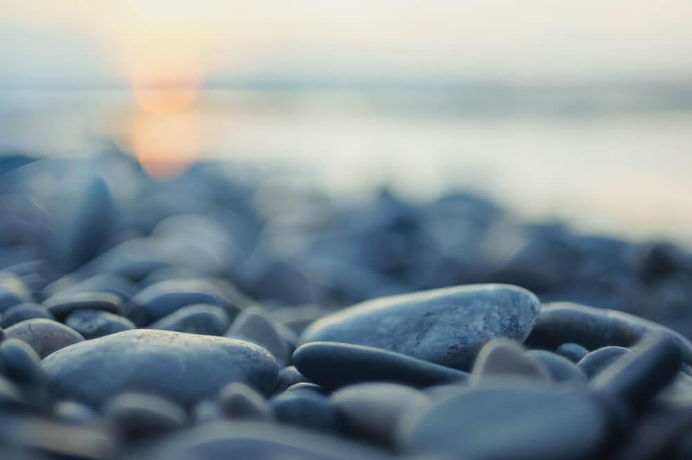 石で口をすすぐ