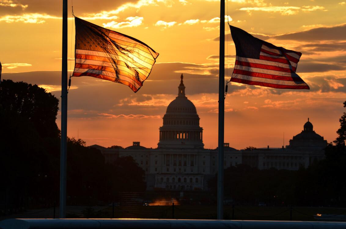 市場予想の結果、選挙の動向が気になるアメリカ