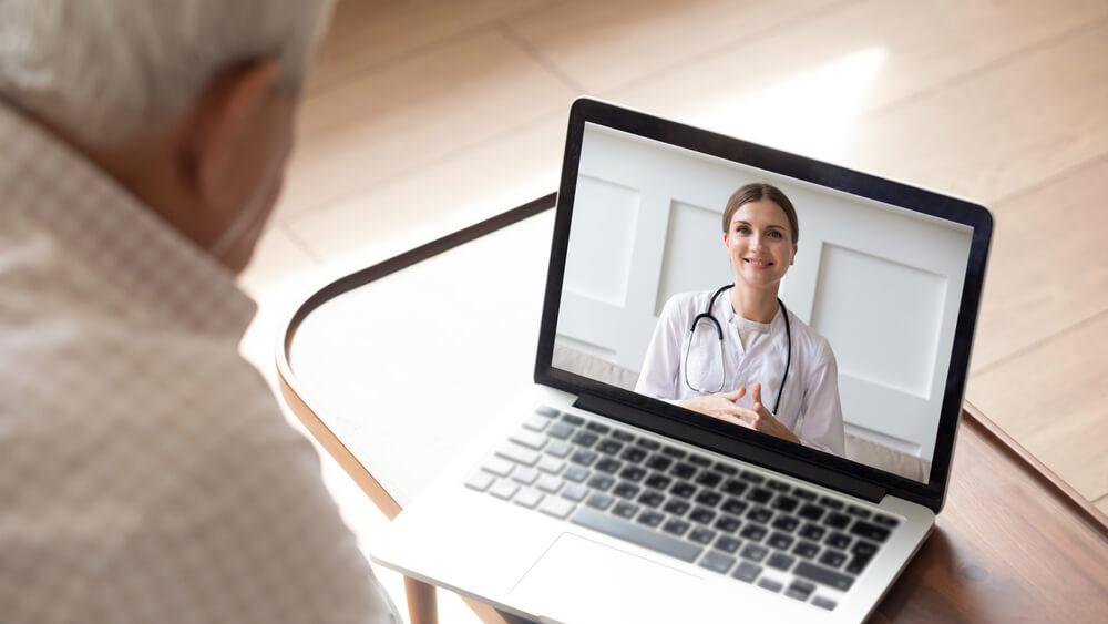 オンライン医療で検診を受ける
