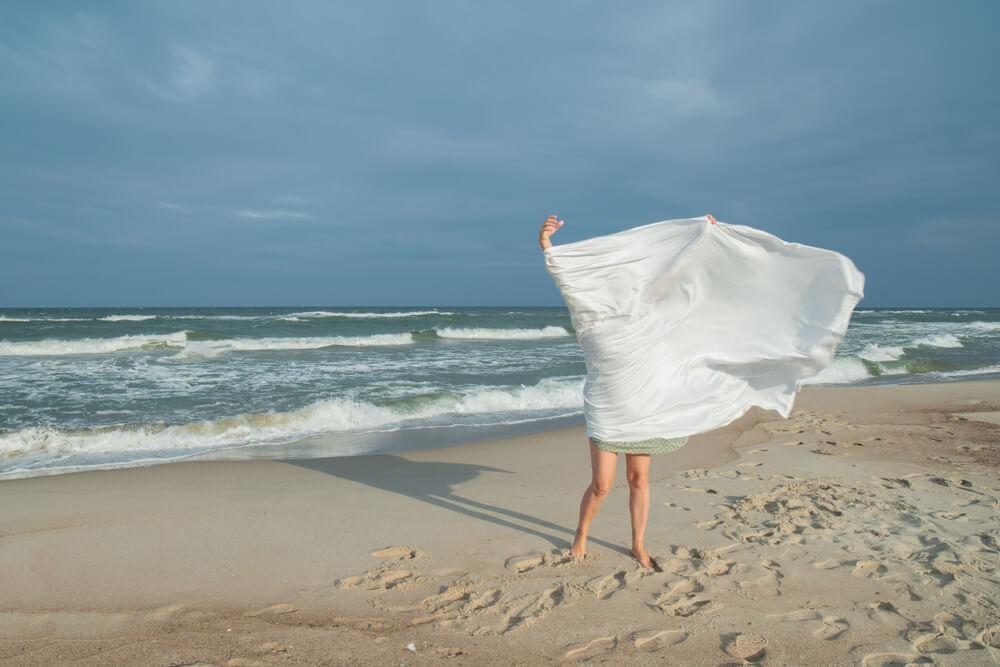 幽霊の浜風の状態になっている