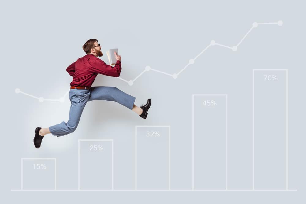成長中の新進気鋭の企業