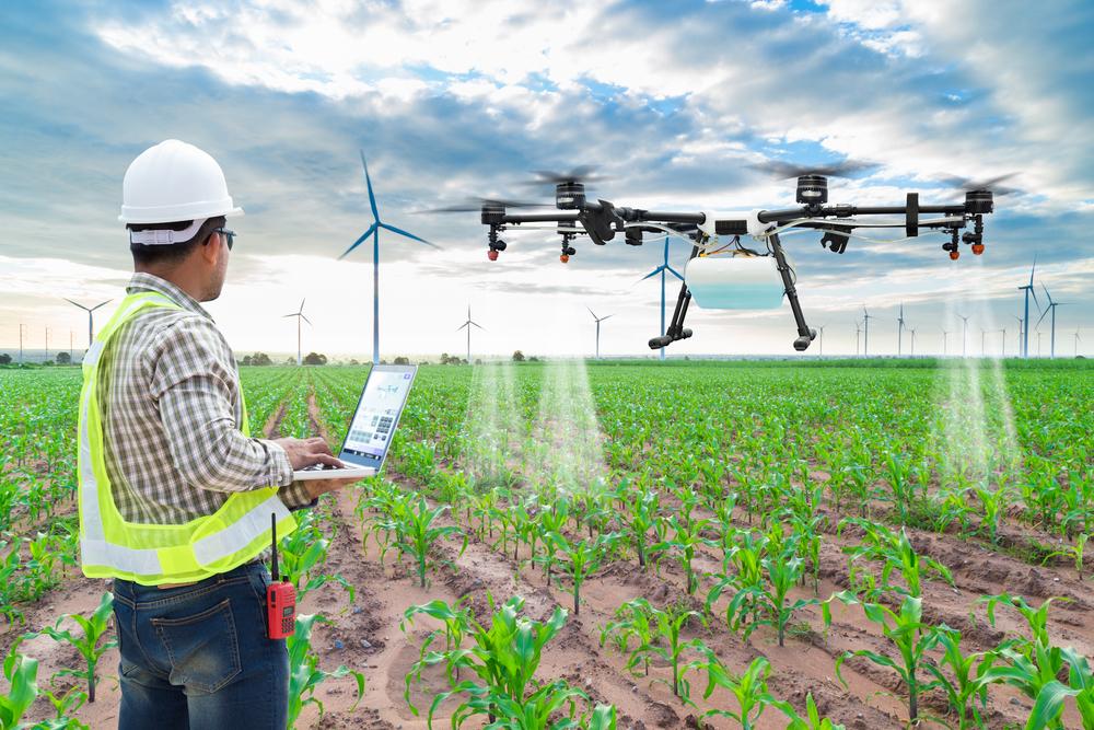 スマート農業で効率化する